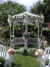 Wedding Rental - Mt Vernon Gazebo